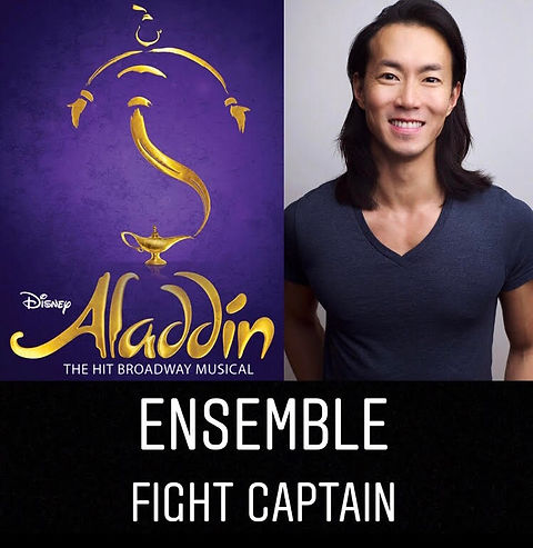 Mitch Leow. Ensemble Fight Captain