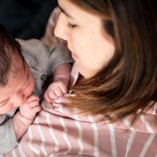 Inhouse Newborn Session