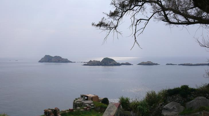 坤坵-蛇島