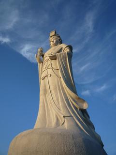 馬祖巨神像
