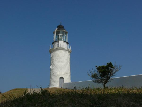 建造於1872年的東犬燈塔