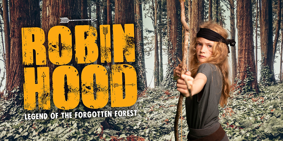 Robin Hood The Legend of The Forgotten F