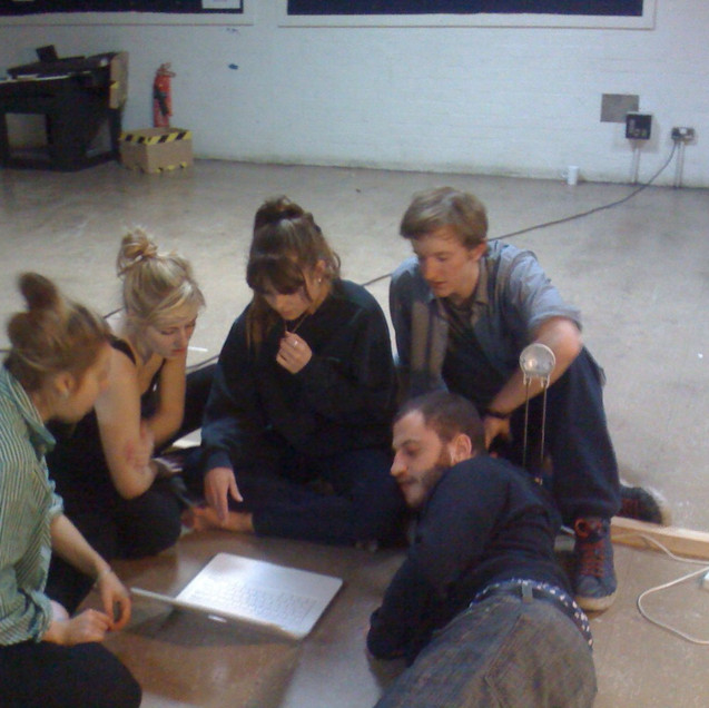 Rehearsals for RIOT (2011)
