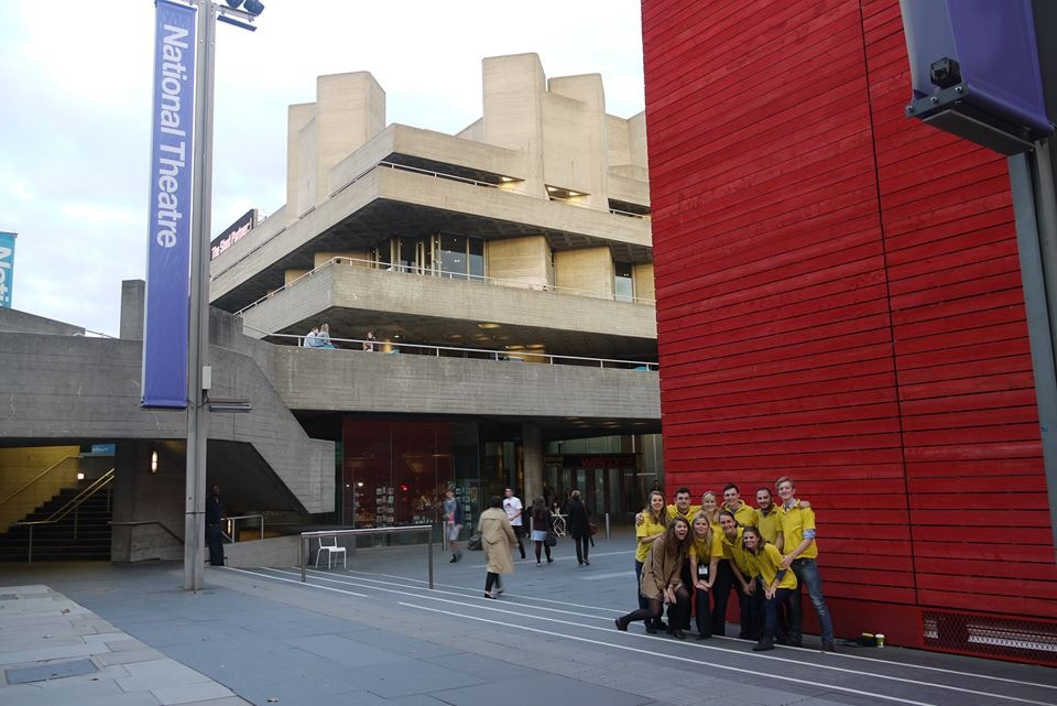 RIOT at National Theatre