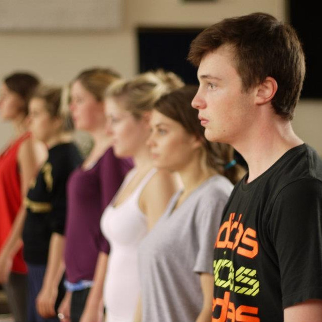 rehearsals for 33 (2012)