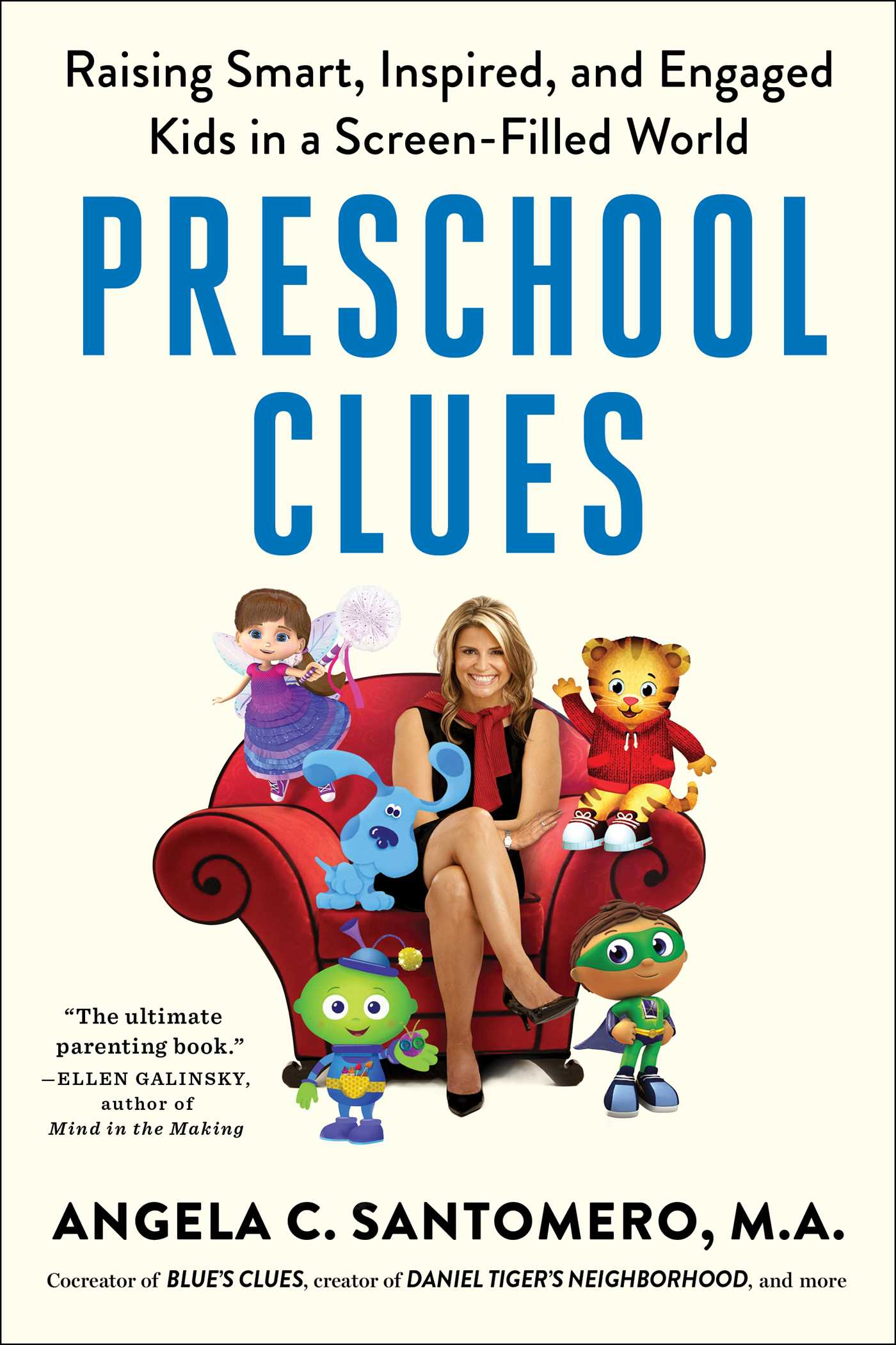 Preschool Clues - Simon & Schuster
