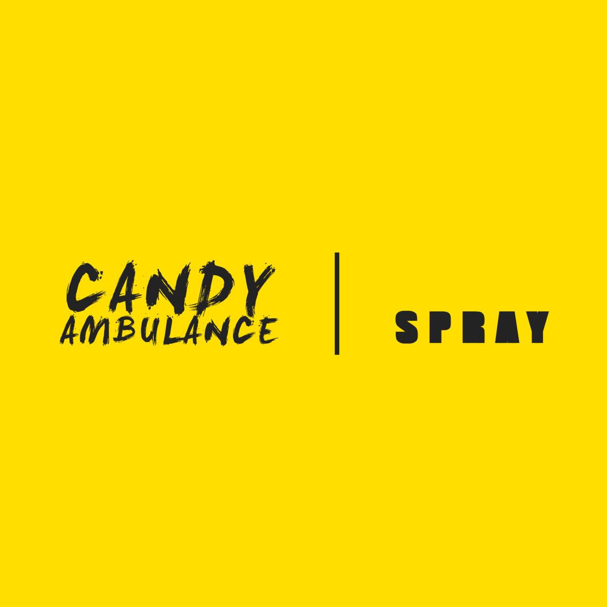 Candy Ambulance - Spray