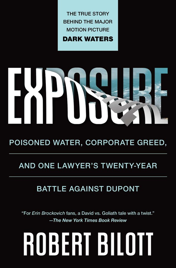 Exposure - Simon & Schuster