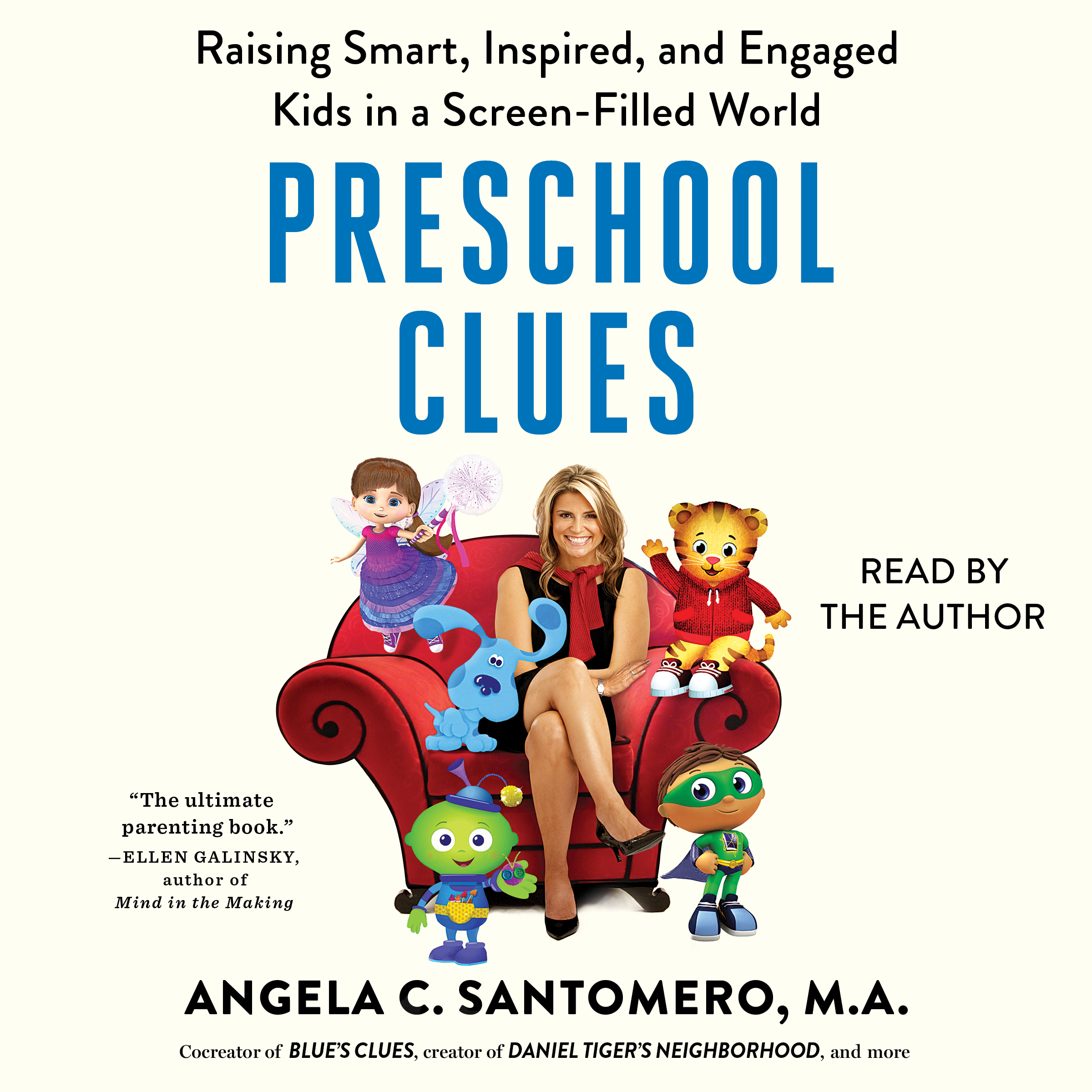 Preschool Clues - Released through Simon & Schuster