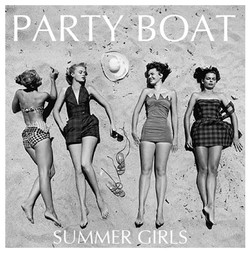 Party Boat - Summer Girls