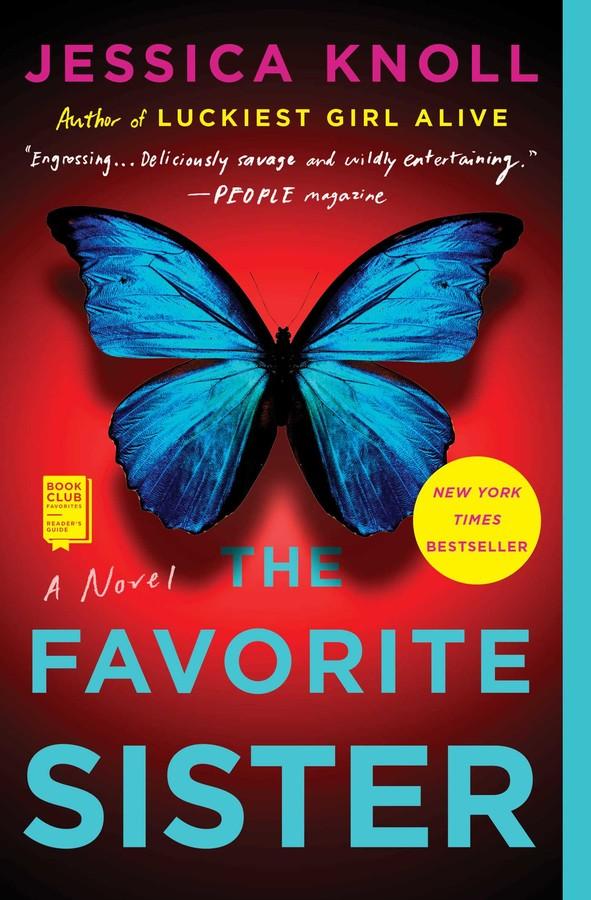 Favorite Sister - Simon & Schuster