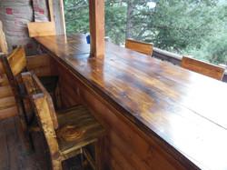 Browns Outdoor Bar