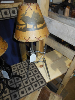 Old Bit Lamp