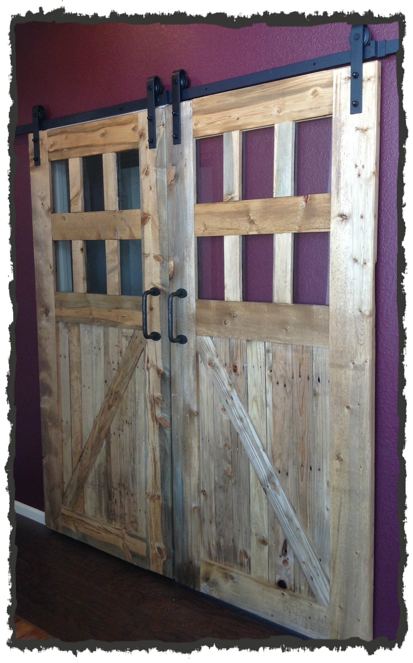 Double Door Barn doors