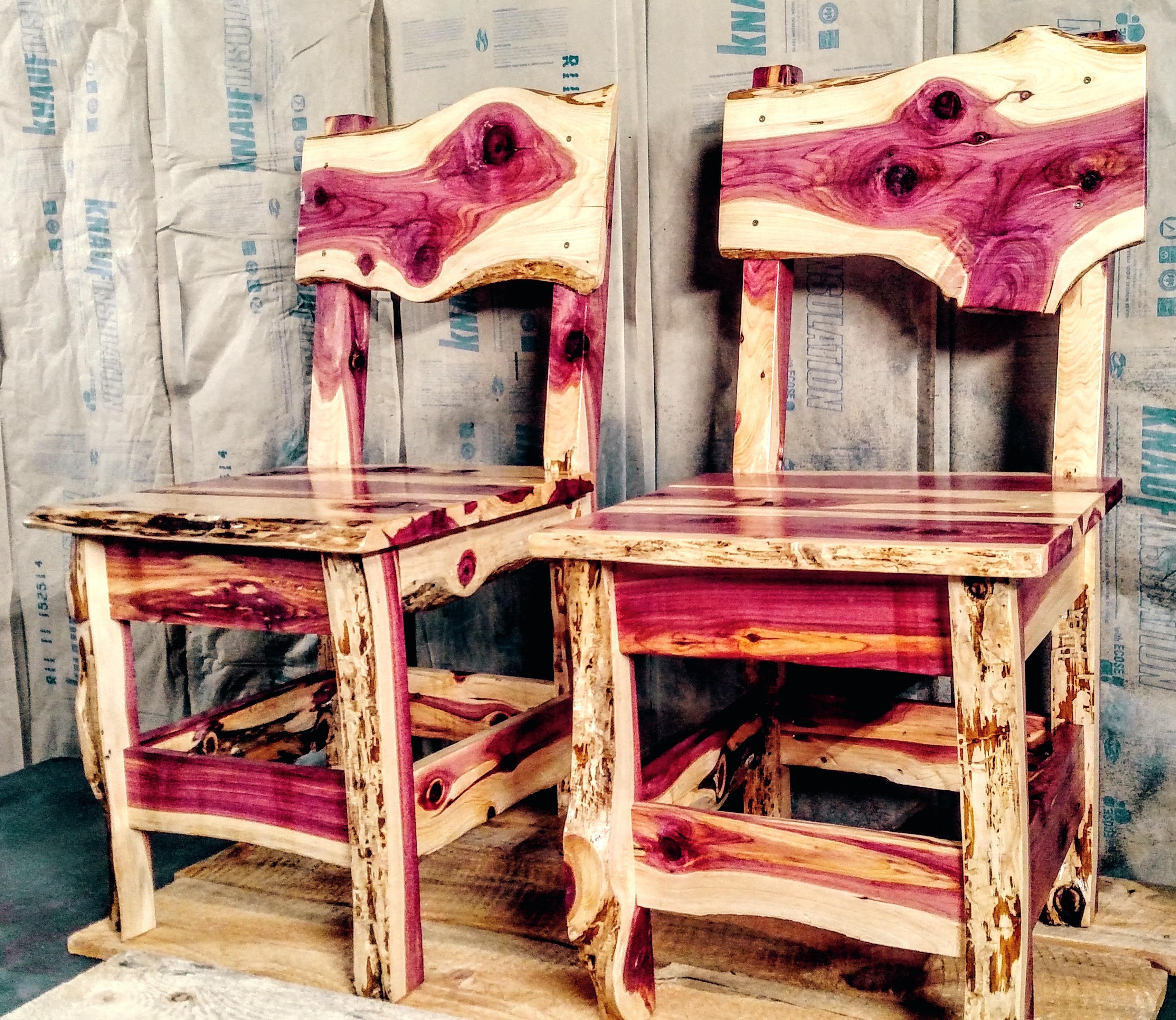 Garret Dinning Room Chairs