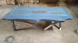 Designer Coffee Table For WyoLotto