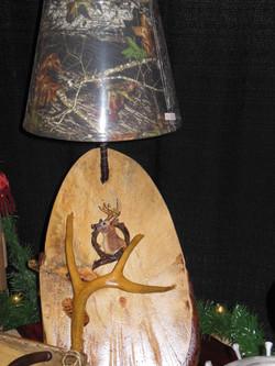 Antler Horn Lamp