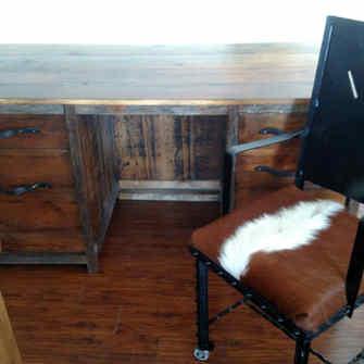 York Office Chair with Custom Brand