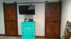 Closet and Bathroom Barn Doors