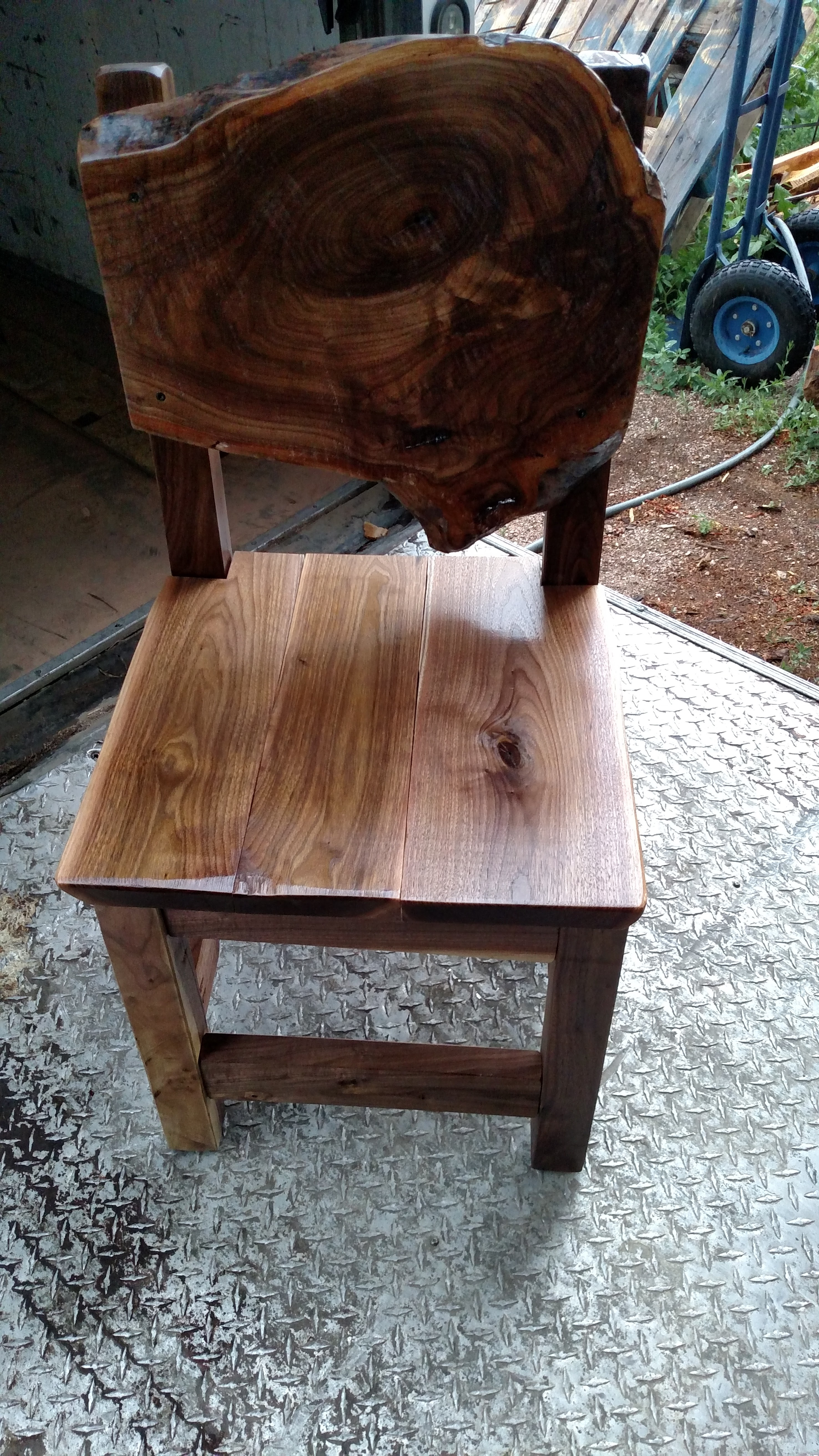 Anderson Walnut Chairs