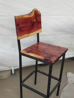 Cedar Pub Table Chair