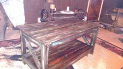 Hoar X Coffee Table