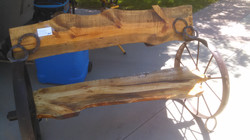 Pine Bench 12