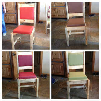 Trotsky Dinning Room Chairs