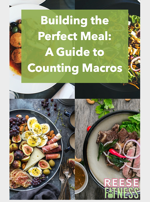 Building the Perfect Meal: A Guide to Counting Macros