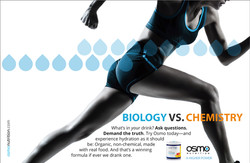 Osmo Ad Woman Runner