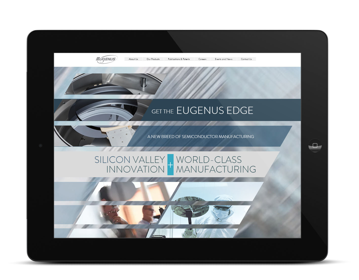 Eugenus Web Site