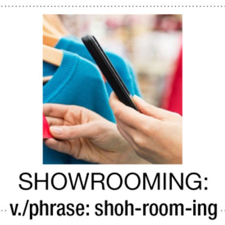 """Showrooming"" Stumps Retailers Over the Holiday Season"