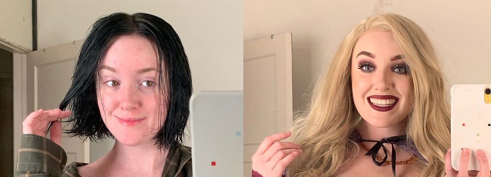 Before + After, Sarah Sanderson Cosplay