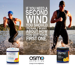 OSMO Nutrition Ad
