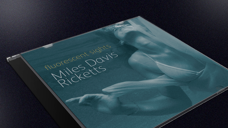 Miles Davis Ricketts CD cover