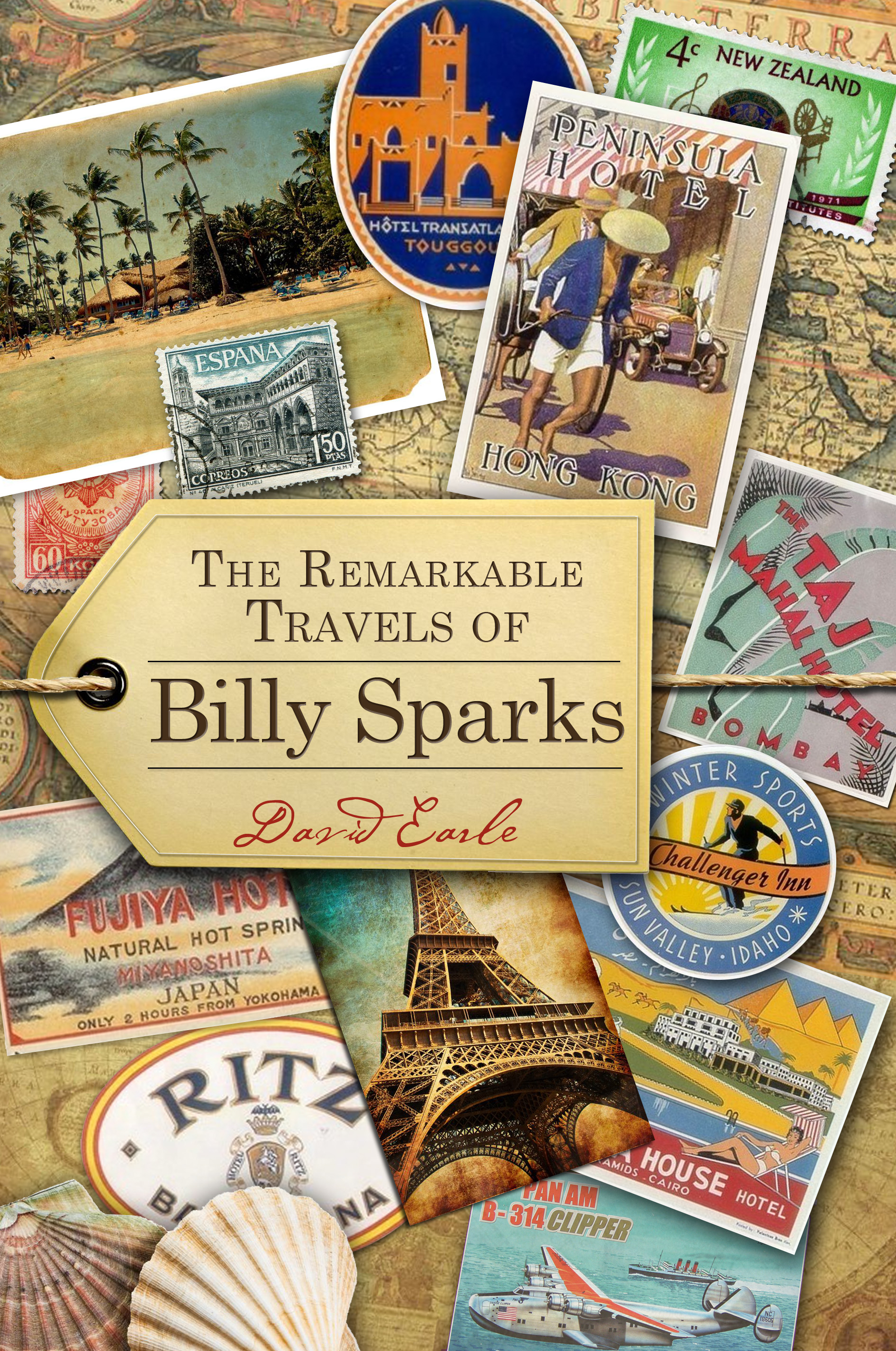 Billy Sparks Cover