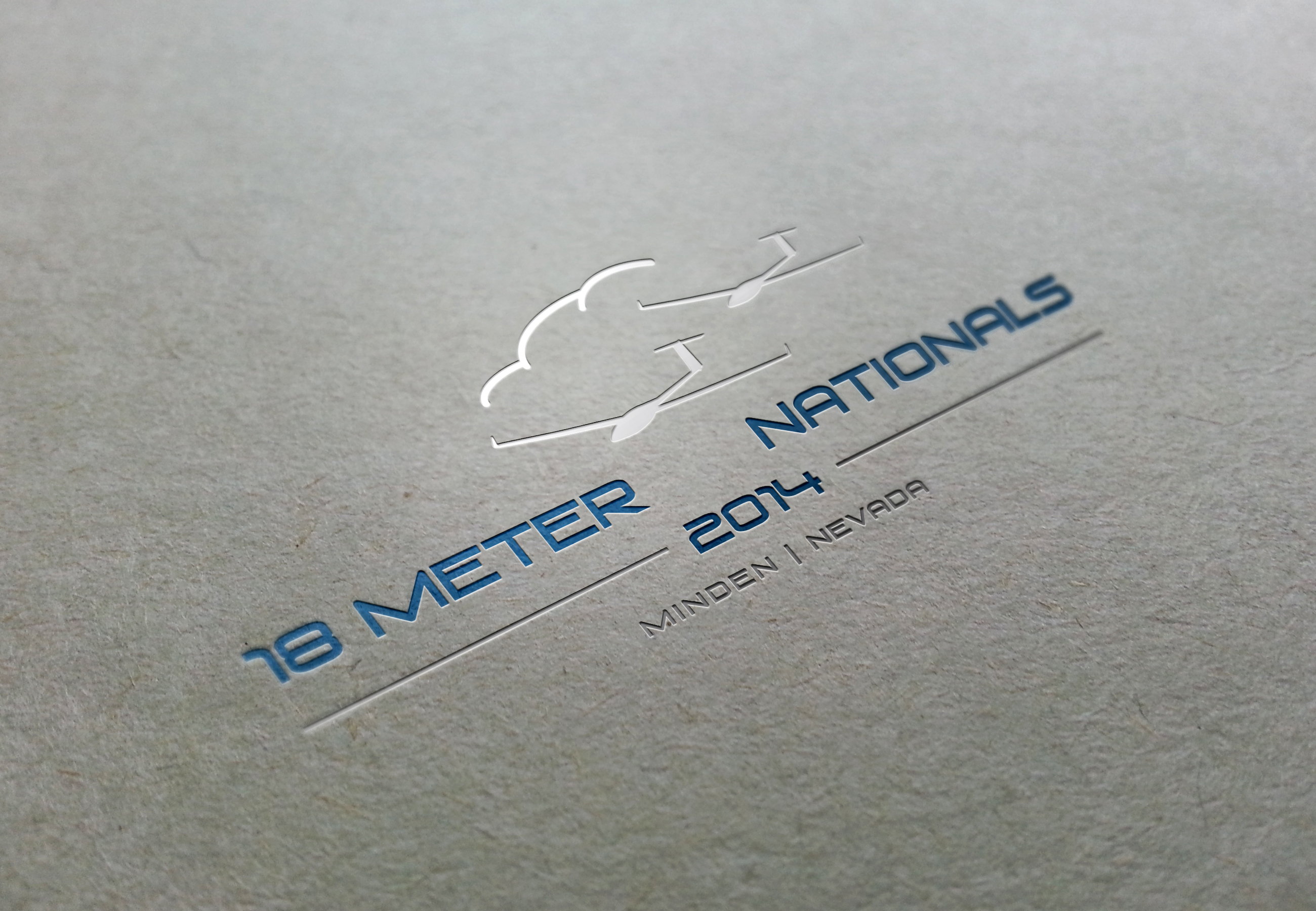 18-meter Nationals logo