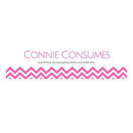 Connie Consumes