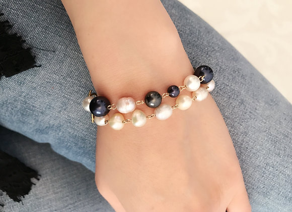More Than Pearls Bracelet