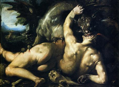 Breve storia di un divoratore. Il drago nell'immaginario occidentale dall'antichità al Medioevo