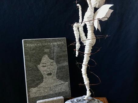 """""""La mia rinascita"""" e l'arte di Cora Pappalardo"""