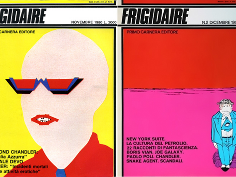 """""""Frigidaire"""", avventure e battaglie di una rivista controcorrente"""