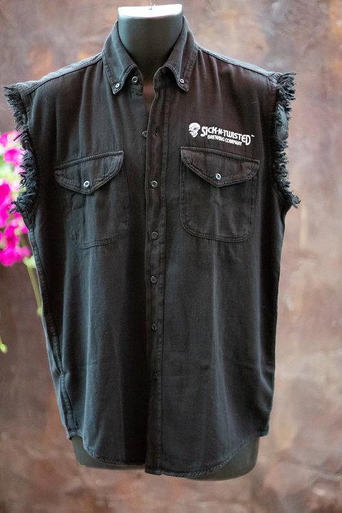 Sleeveless Mechanic Shirt