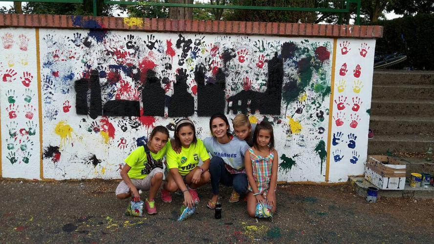 Taller grafiti