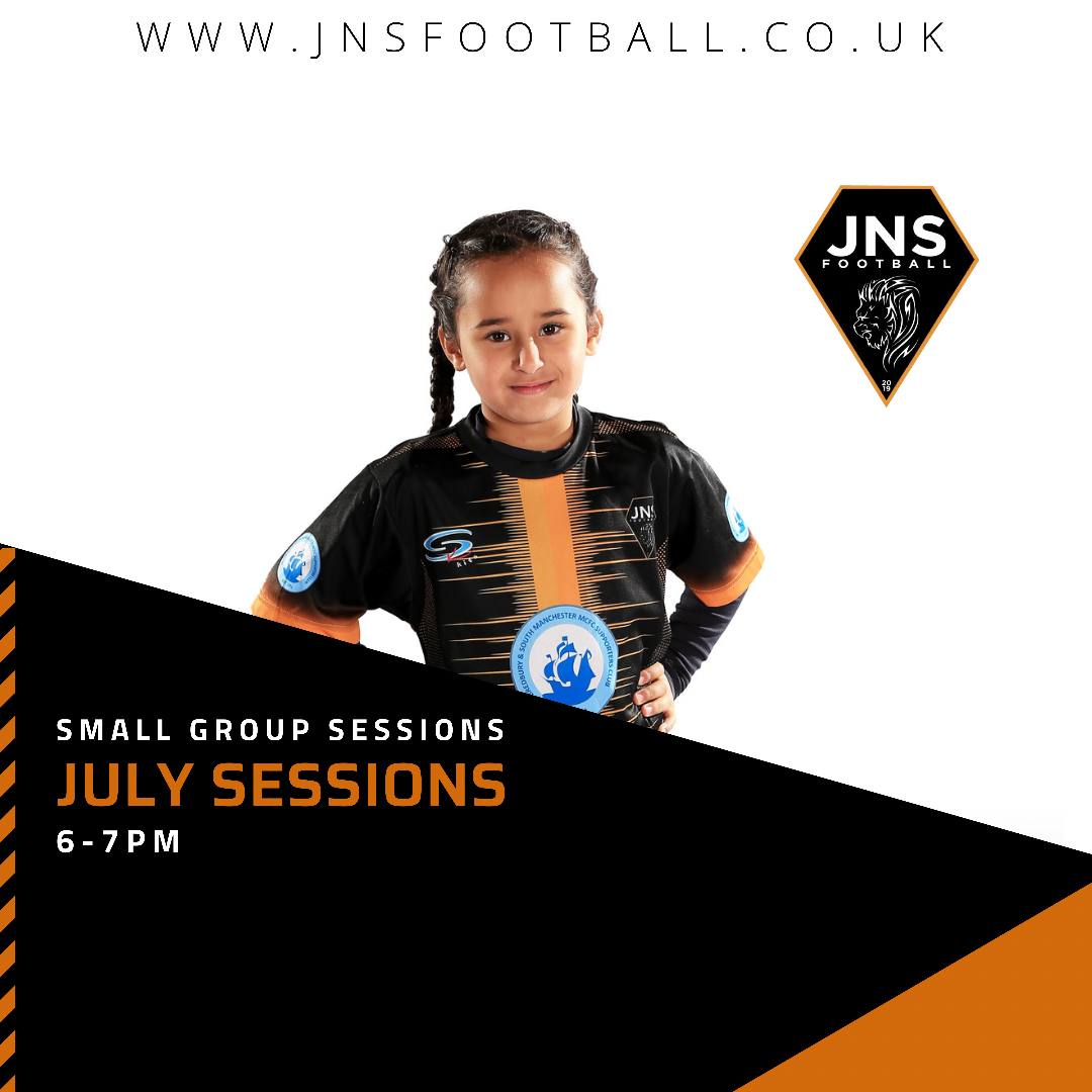 AGES 6-7- SMALL GROUP SESSIONS-  6-7PM