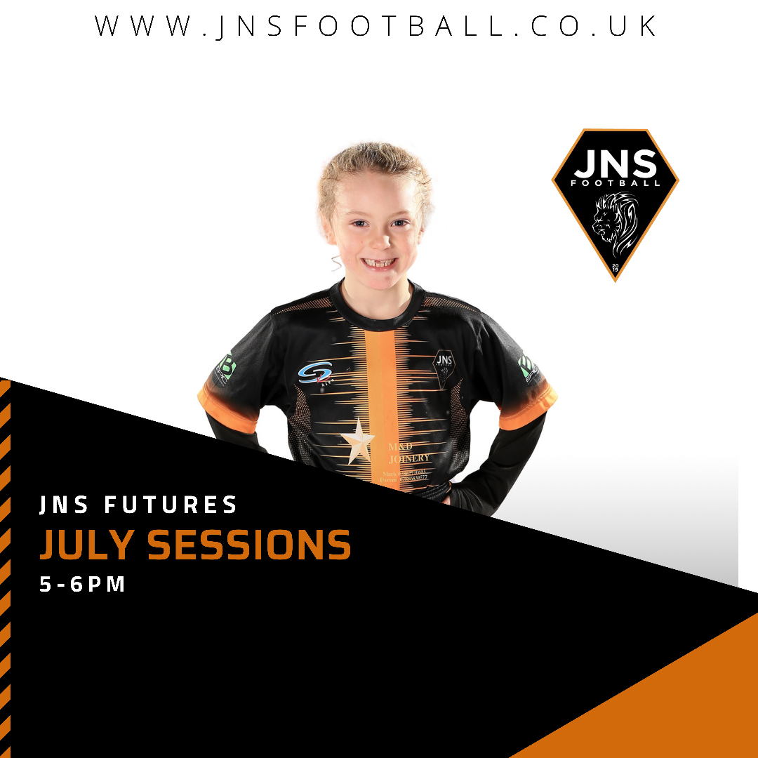 JNS Futures (Age 3-5)- July