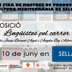 2018-06-09.10 Expo Linguistes pel carrer