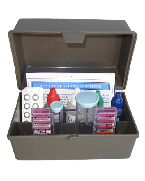4 in 1 Testing Kit Waterco - Including Express Postage
