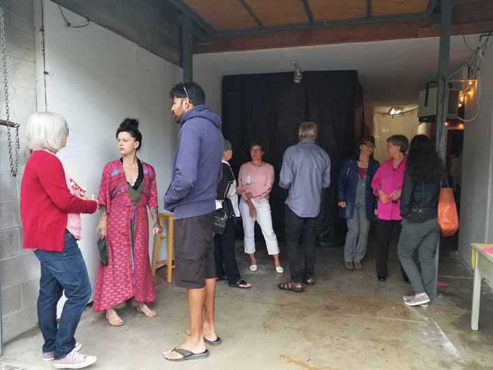 Gallery Shot of 'inside' installation