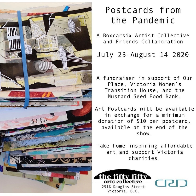 Postcards - fundraiser